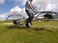 Учар мотоцикл намойиш этилган ролик 1 кунда миллион маротаба кўрилди (Видео)