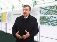 Шавкат Мирзиёев Тошкент мотор заводига ташриф буюрди