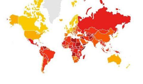 Ўзбекистон коррупцияга қарши кураш бўйича халқаро рейтингда 157-ўринни эгаллади