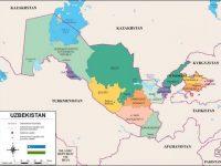 Ўзбекистоннинг ички чегаралари қайта кўриб чиқилади
